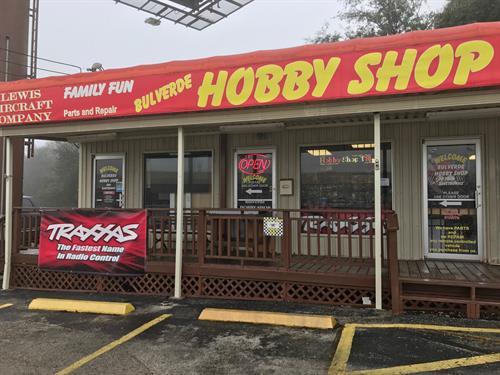 Bulverde Hobby Shop