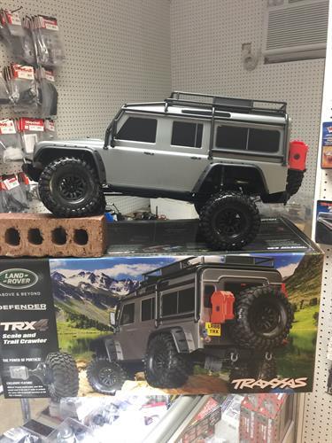 Large Selection of Crawler Vehicles