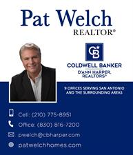 Pat Welch - Coldwell Banker D'Ann Harper Realty