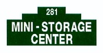 281 Mini Storage Center/M2G Real Estate, Ltd.