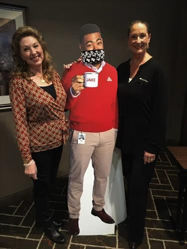 Kathleen, Sylvia, and Jake from State Farm