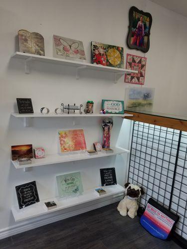 Slate Clock, Coasters, Cutting Boards