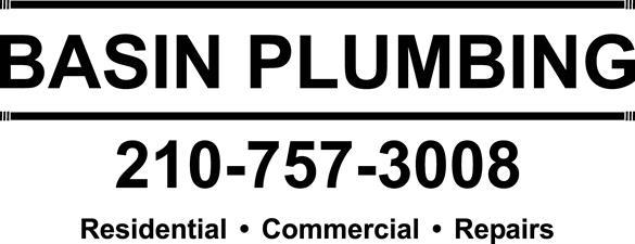Basin Plumbing