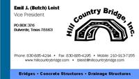 Hill Coountry Bridge, Inc