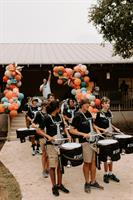 Bracken Christian ''Rolls Out'' to the Beat of SVHS Drumline