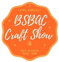 19th Annual BSBAC Craft Show