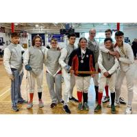 The Sport of Fencing Gains Momentum in Comal ISD