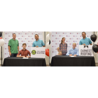 Comal ISD Construction Trades Signing Day