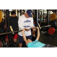 Summer athletic camps develop skills, school spirit