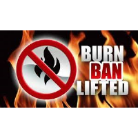 Burn Ban Lifted in Comal County