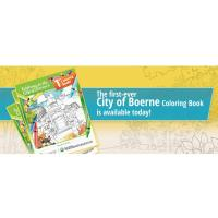 Free Coloring Book provided by the Hill Country Council for the Arts