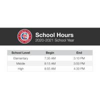 Comal ISD changes school hours for new year