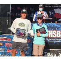 Comal ISD Bass Fishing Club takes championship title at first bass fishing tournament of the year