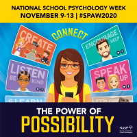 Dedicated specialists in school psychology work overtime to serve special education students