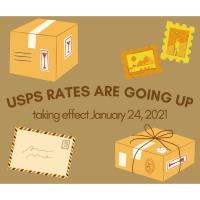 U.S. Postal Service Announces New Prices for 2021 No Increase in Forever Stamp