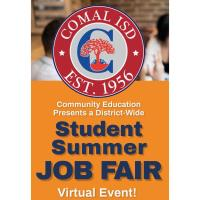 Summer employers wanted for Student Job Fair