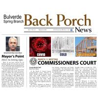 Back Porch News - Edition March 26th