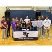 Fifteen student-athletes sign National Letters of Intent at Smithson Valley High School