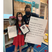"""Students """"Capture Comal"""" in Cursive Writing Contest"""