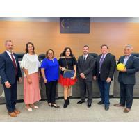 Smithson Valley student named semi-finalist in FIRST Robotics Dean's List