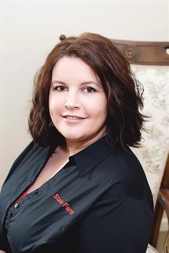 Kimberly Bradford, Agent Executive Assistant