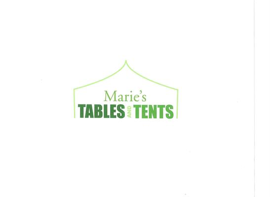 Marie's Tables & Tents