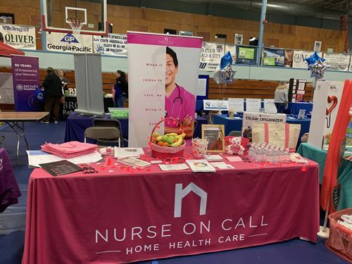 Putnam County Rotary Health Fair 2020
