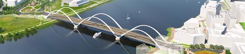 Frederick Douglas Memorial Bridge