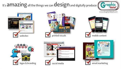 Graphic Design and Digital Production