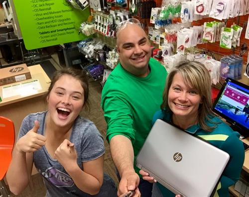 Device Pitstop of Maple Grove takes pride in great customer satisfaction!