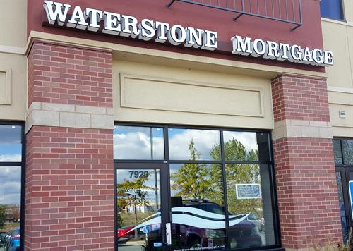 Welcome to Waterstone Mortgage! #MapleGroveMortgages