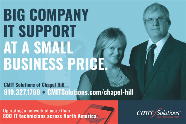 CMIT Solutions of Chapel Hill