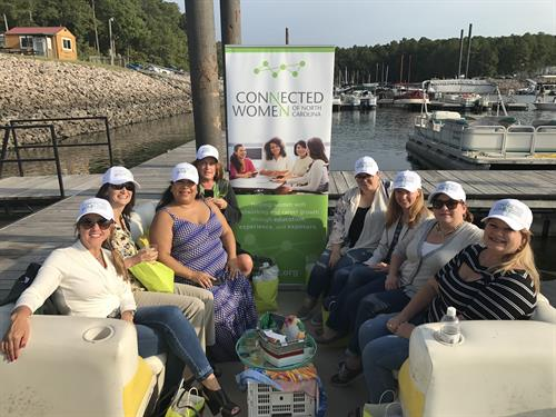 Connected Women of NC Cruise
