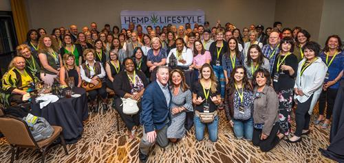 Our Hemp Lifestyle Network team in Las Vegas, NV!