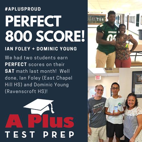 Perfect SAT scores! scoresopendoors.org