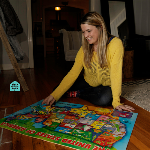 Our nannies are the puzzle piece your family has been searching for.
