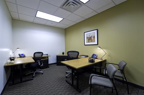 Add offices as your business grows!