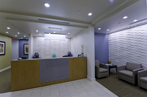 Your private office includes professional reception team to greet your clients, handle your mail, and much more!