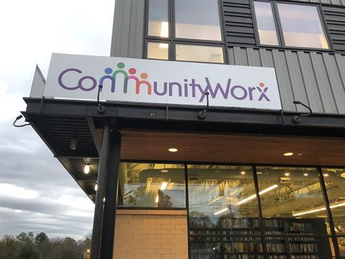 Carrboro CommunityWorx