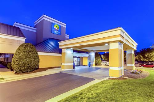 Comfort Inn University Durham Chapel HIll