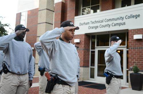 Durham Tech Basic Law Enforcement Training (BLET) prepares cadets to start a variety of law enforcement careers.