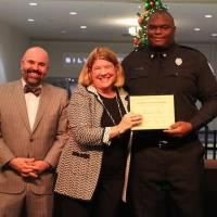 Chamber Salutes Community Heroes of 2017