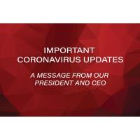 President's Update: Important Local Business Update on COVID-19 and 5 Things to Do Right Now