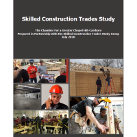Chamber Releases Skilled Construction Trades Study
