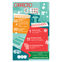 Introducing the Carrboro Cheer Gift Guide