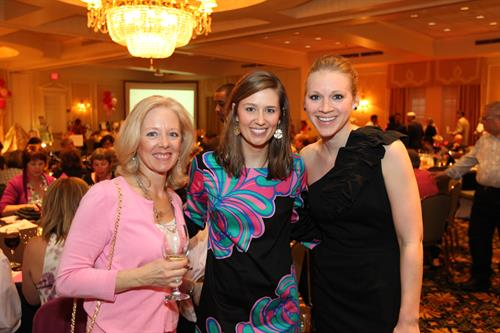 The Pink Affair was held at the Grand Hyatt in Buckhead in 2018 and raised nearly $300,000 and attended by 470 people.