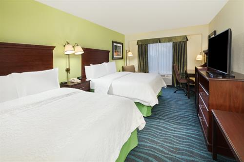 All our rooms offer a microwave, fridge, and coffee maker.