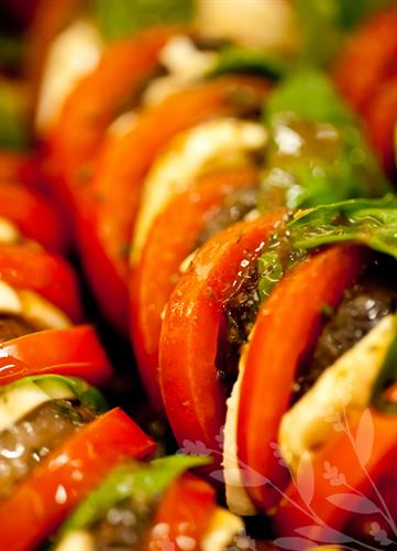 Vegetarians LOVE our catering style and zesty approach to vegetables.