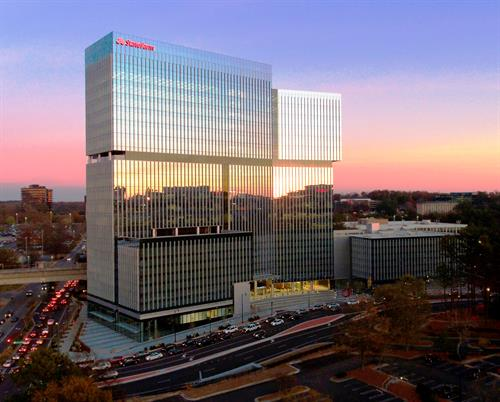 State Farm Headquarters, Dunwoody, GA Building One