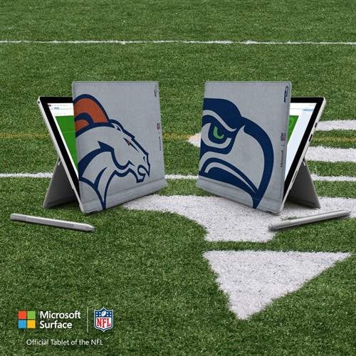 .@Surface Pro 4 Special Edition @NFL Type Cover is here & available only at Microsoft Store. http://retail.ms/q50SBO